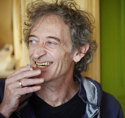 Marnix Rueb, de geestelijk vader van Haagse Harry, in 2013