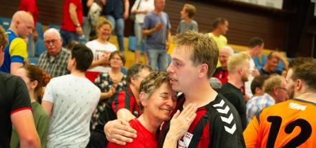 Handbalheren Olympia pakken hoofdprijs bij Sportawards Oss
