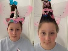 'Coupe corona': Basisschoolleerlingen maken de gekste haarcreaties