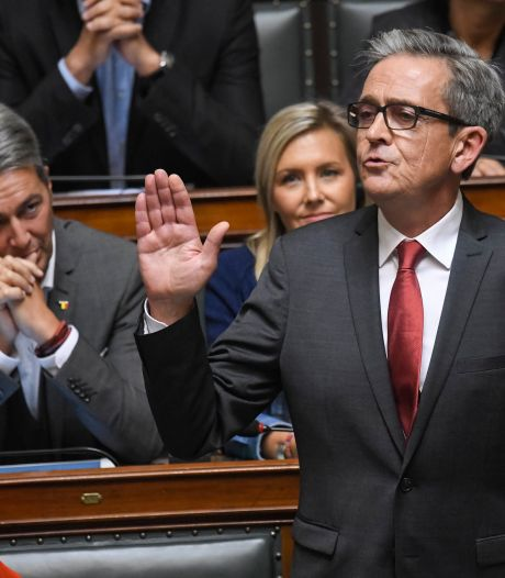 Malgré sa démission, Philippe Tison reste le bourgmestre d'Anderlues