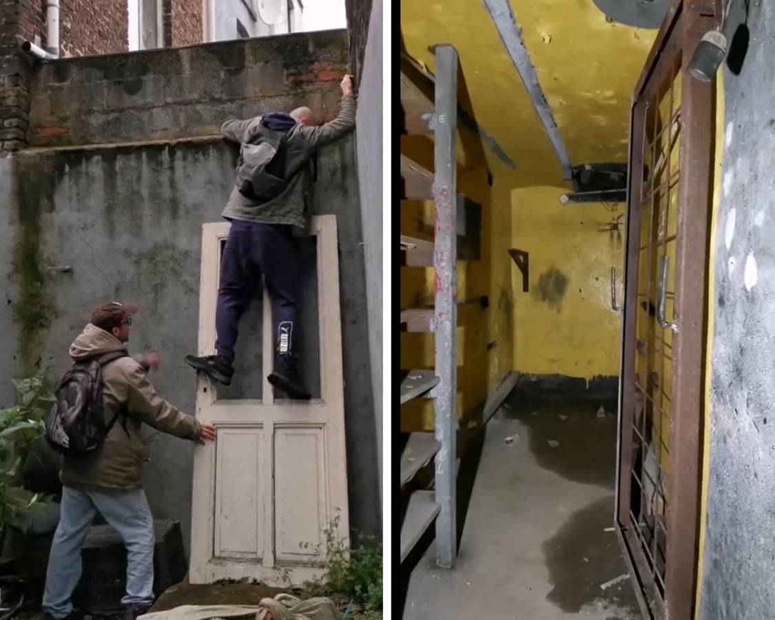 Un vloggeur français, Lolo Urbex, s'est introduit dans l'ancienne maison de Marc Dutroux à Marcinelle (Charleroi)