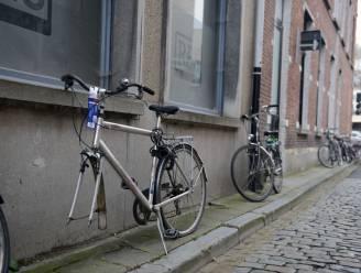FOTOREPORTAGE: Fietsstad Leuven...de edele kunst van 'wildparkeren'
