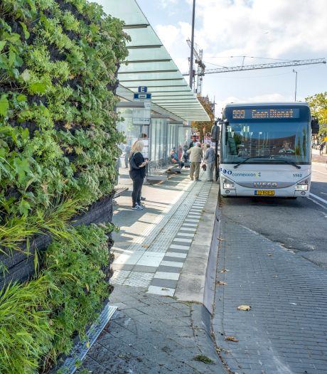 Planten maken Middelburgs busstation groen, koel en 'cool'