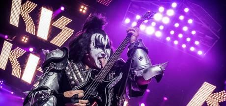 Glamrockers van Kiss moeten concert in Manchester afzeggen