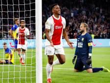 Ajax evenaart tegen Cambuur hoogste score ooit in Arena