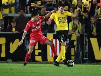 """Jeroen Van Den Driessche en Berchem Sport nemen valse start tegen Hoogstraten (1-4): """"Geleverde inzet is enige positieve noot"""""""