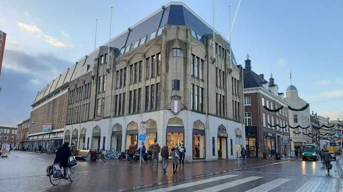 Het Lindershuis in Dordrecht.