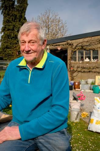 """74-jarige Freddy zet tuin open voor gezinnen met kinderen: """"Ze hebben genoeg binnen moeten zitten"""""""