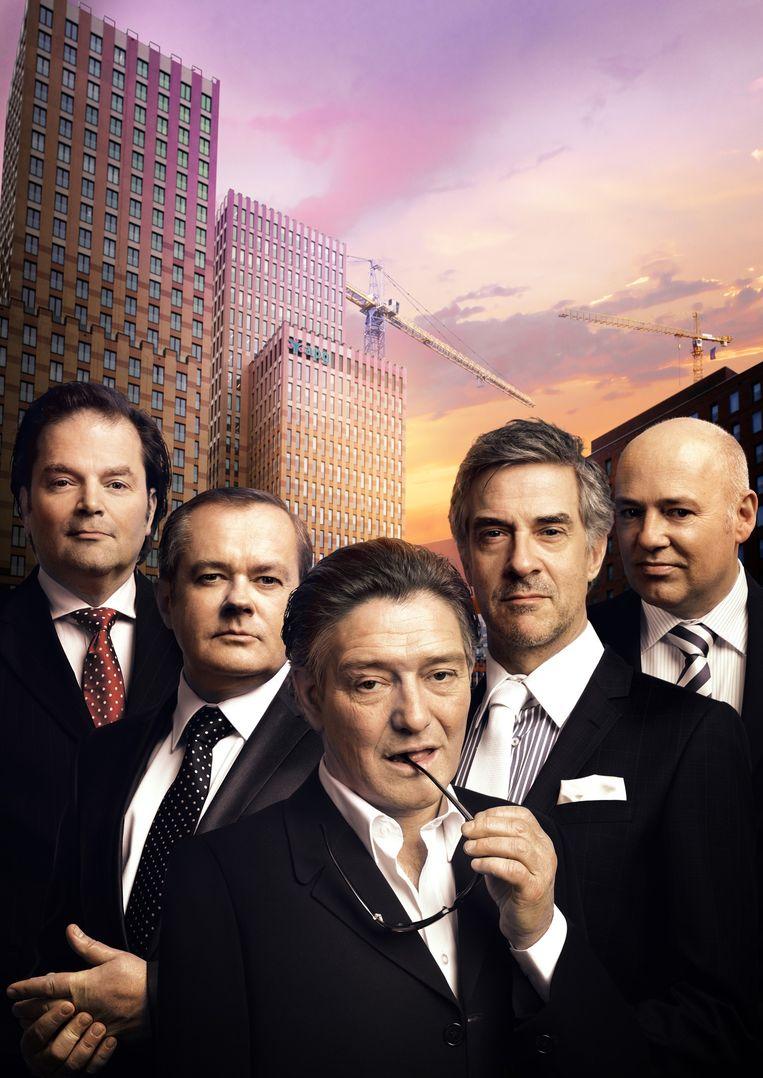 Het bekende toneelstuk De Verleiders, 120 keer opgevoerd, is gebaseerd op de zaak-Klimop Beeld null