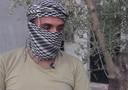 Abu Sumail al-Hollandi komt in de BBC-video aan het woord