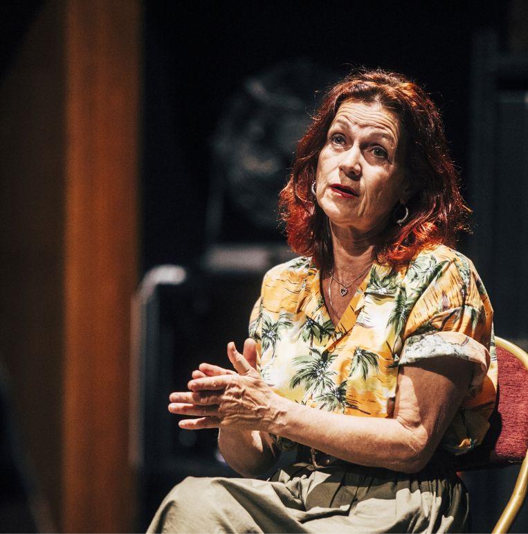 Irene Rossi: 'We zijn bezig met een coronadraaiboek voor ons festival Deep in the Woods in september.' Beeld Anton Coene