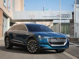Audi Brussels start in augustus met productie nieuwe elektrische SUV