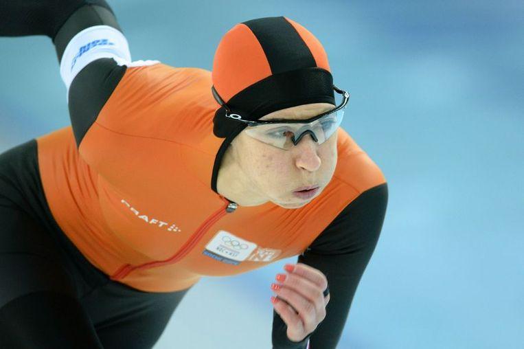 Margot Boer. Beeld AFP