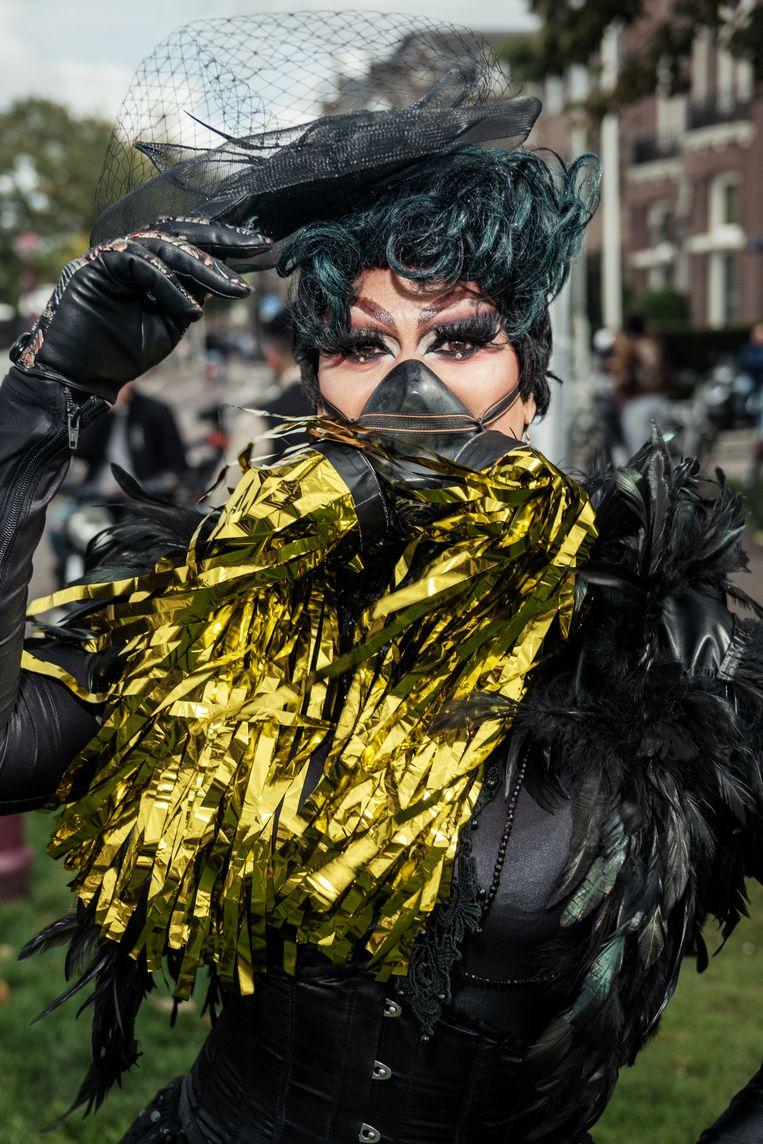 Donny Latupeirissa: 'Ik kan mijn ei niet kwijt.' Beeld Jakob Van Vliet