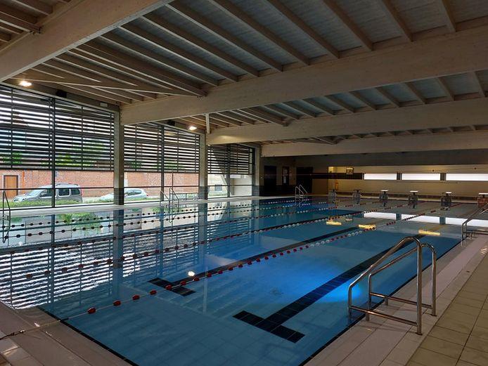 Sport- en Recreatiebad De Kouter Poperinge