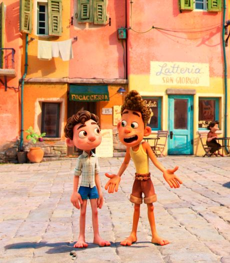 In Pixars nieuwe voltreffer Luca kan je de zomer bijna ruiken