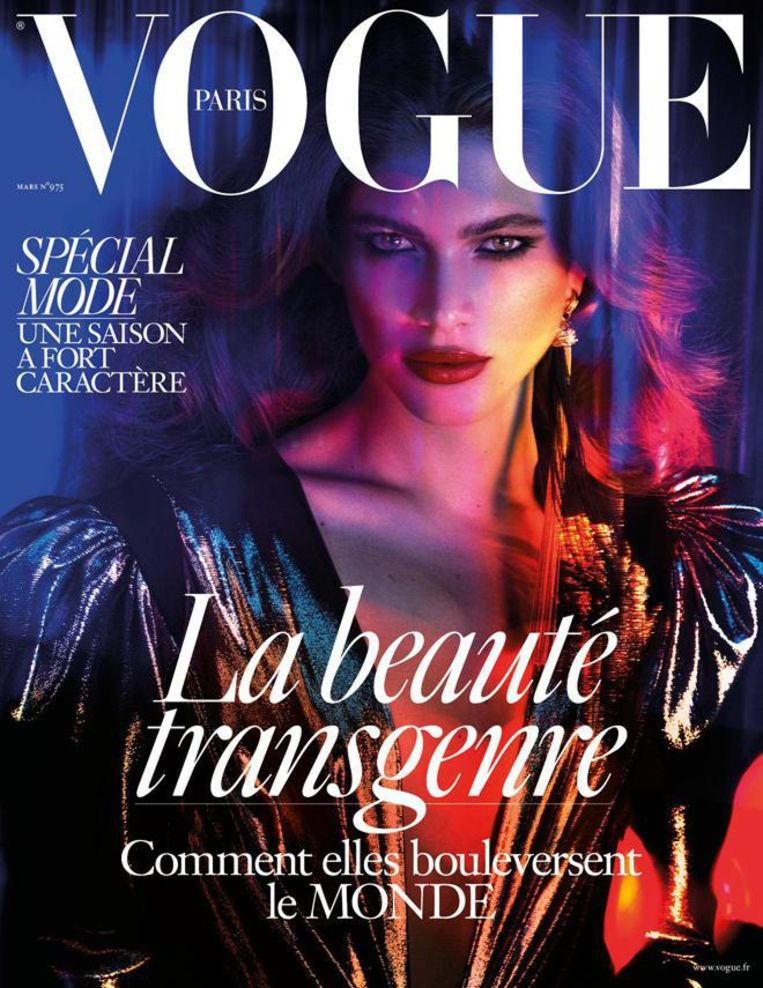 null Beeld Vogue Paris