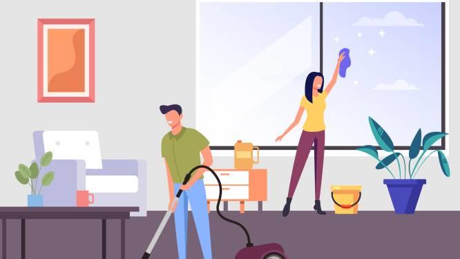 Maak kennis met de cleanfluencers: zij maakten van hun woning schoonmaken hun job