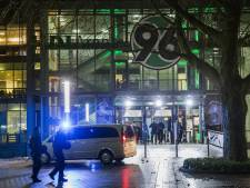 'Aanslag op stadion Hannover verijdeld'