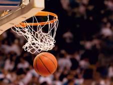 Basketballers Leiden grijpen naast ticket Champions League