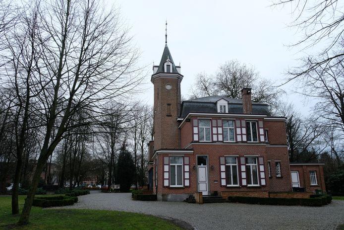 Antwerpengemeentehuis brecht foto dirk laenen