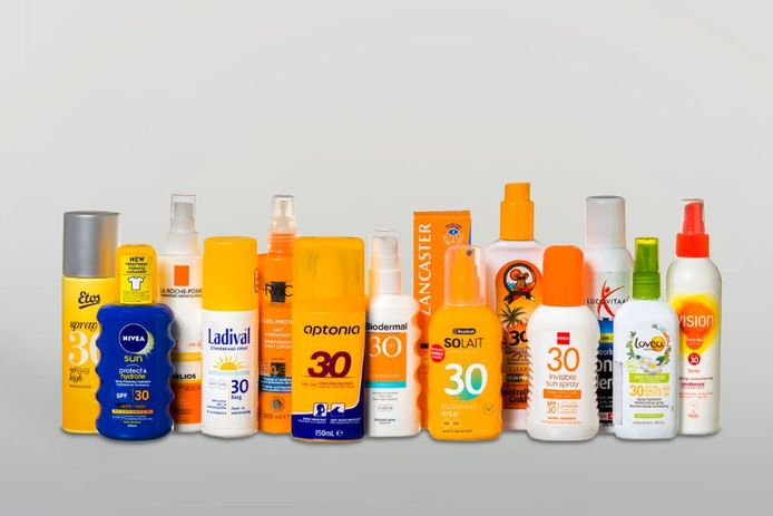 De Consumentenbond onderzocht 15 zonnebrandsprays