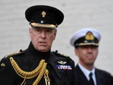 En disgrâce, le prince Andrew renonce à une promotion militaire pour son anniversaire