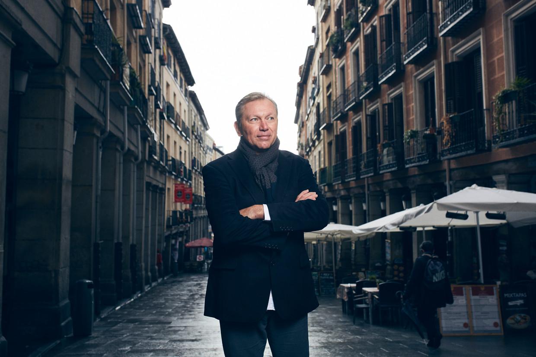 Johan Bruyneel. Beeld Jacobo Medrano