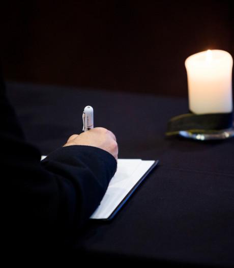 Online condoleances Christina stromen binnen