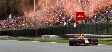 'Grand Prix van België ook komende drie jaar op F1-kalender'