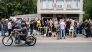 Vrienden en familie nemen afscheid van verongelukte motard Jean Van Bastelaere