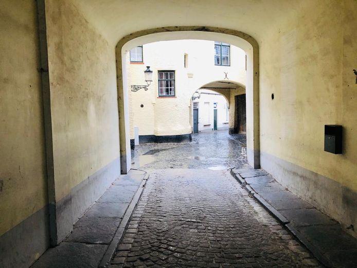 Het Boterhuis in Brugge.