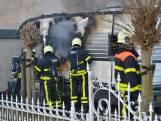 Ex-vriend stak camper Kloosterlaan in Etten-Leur in brand