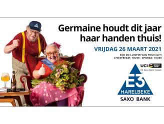 Bekendste bloemenmeisje Germaine (75) prijkt opnieuw op banner E3