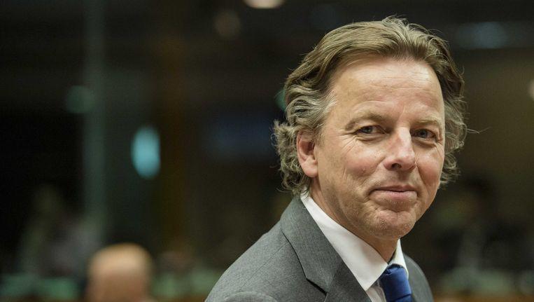 Minister Bert Koenders (buitenlandse zaken). Beeld ANP
