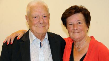 Ferdinand en Trinette vieren 50 jaar huwelijk