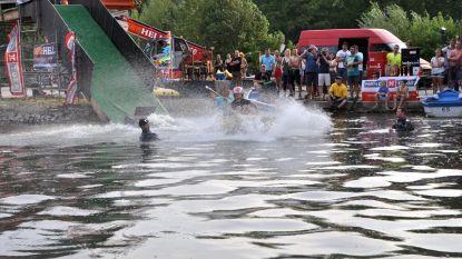 Animo op het Donkmeer tijdens Waterfeesten