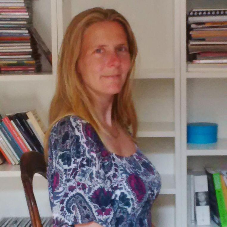 Caroline Buisman. Beeld