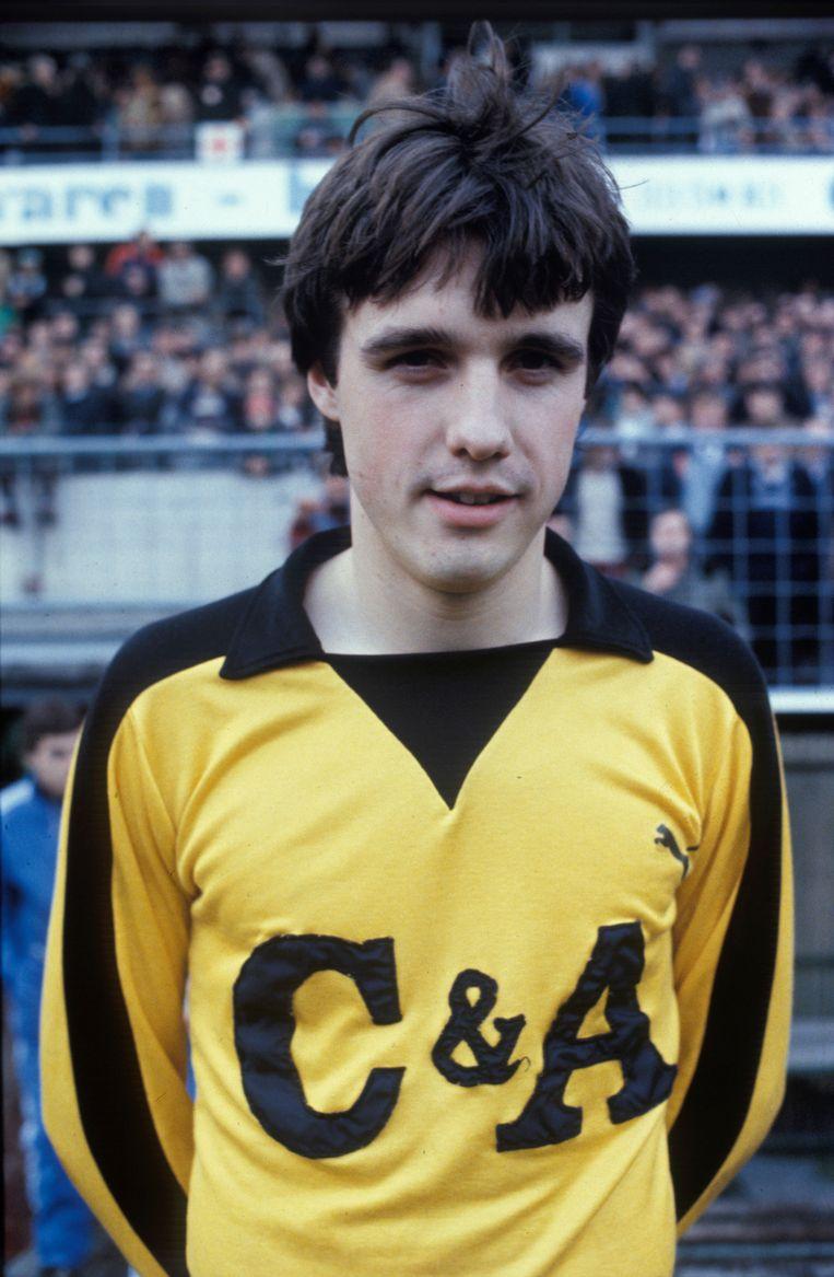 Erwin Vandenbergh is de topschutter van Lierse sinds de invoering van het profvoetbal.