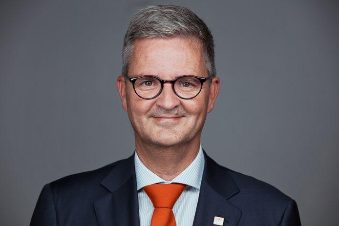 John Bierling is benoemd tot lid van de raad van commissarissen van FC Twente.
