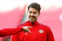 Marco van Ginkel is terug bij PSV, maar speelt nog geen hoofdrol.