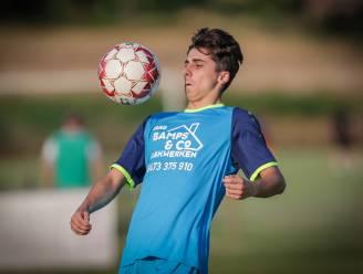 """Mathis Garcia-Palmeiro wil doorbreken bij FC Herderen-Millen: """"Tonen dat ik thuishoor in eerste provinciale"""""""