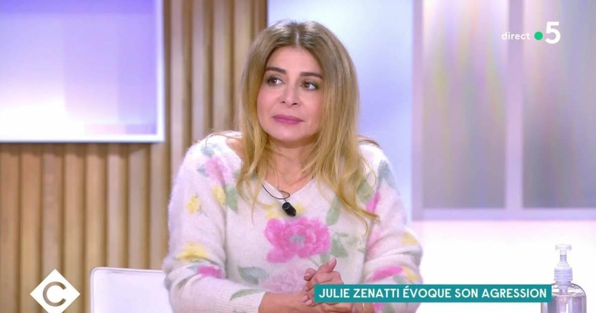 """Julie Zenatti agressée dans son enfance: """"J'ai grandi avec une espèce de honte"""" - 7sur7"""