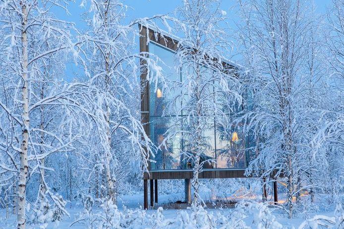 Arctic Bath - Harads, Suède
