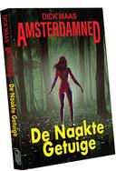 Cover van het boek De Naakte Getuige van Dick Maas.