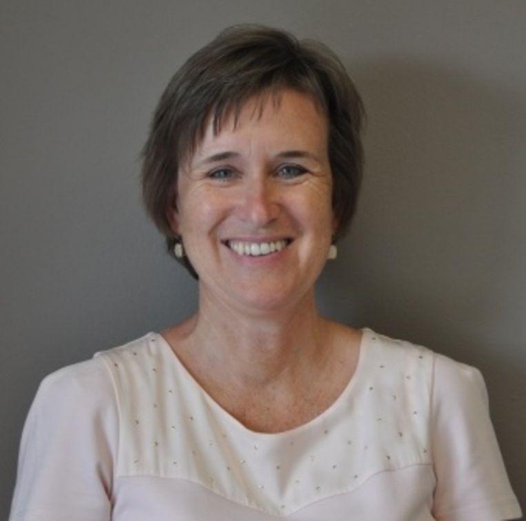 Anne-Marie Morel. Beeld rv