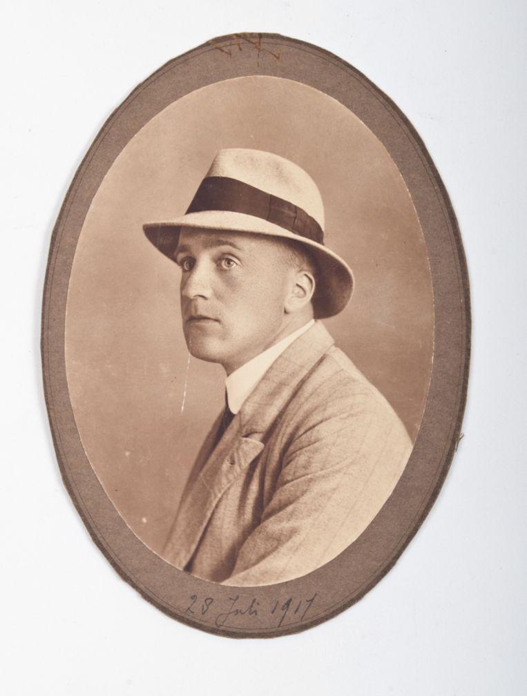 Jan Hendrik Frederik Grönloh (1882-1961). Beeld -
