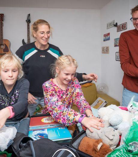 Linda en Coert verhuizen met hun dochters (8) naar Kenia: 'Dit land laat je niet meer los'