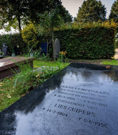 Blijft graf van oud-burgemeester Kempenaars wel of niet behouden voor Engelen?