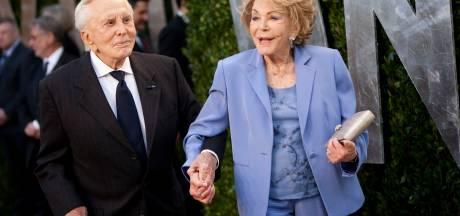 Décès d'Anne Douglas, veuve de Kirk, à l'âge de 102 ans